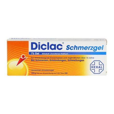 Abbildung Diclac Schmerzgel