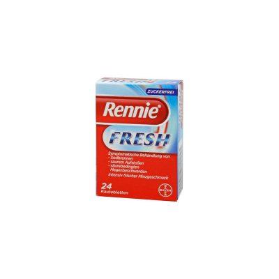Abbildung Rennie Fresh Verpackung